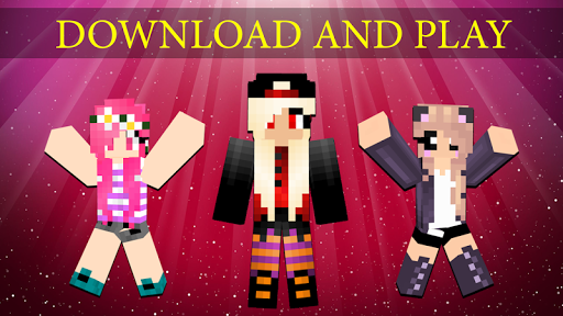 Best cute skins for Minecraft