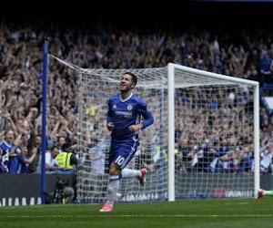 Le titre pour Chelsea, Eden Hazard y croit