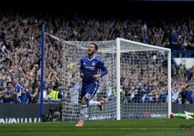 Hazard présente le nouveau maillot de Chelsea!