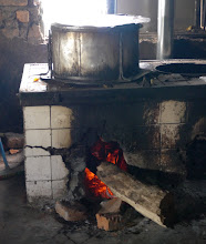 Photo: The stoves are going to be replaced soon by ones that are more efficient with firewood.