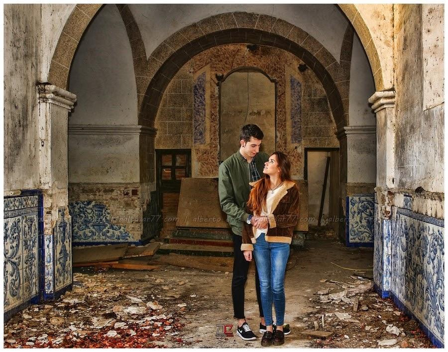 Sesion fotografia Michelle y Alberto