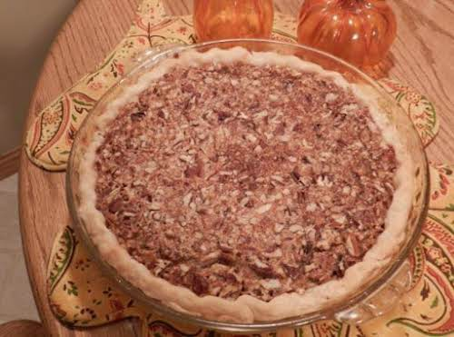 "Best Ever Pecan Pie Recipe ""Made this pie, and yes it is..."