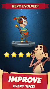 Almost a Hero – Idle RPG Clicker 5