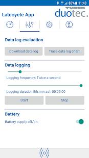 Latooyete App - náhled