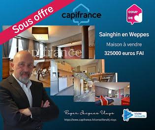 maison à Sainghin-en-Weppes (59)