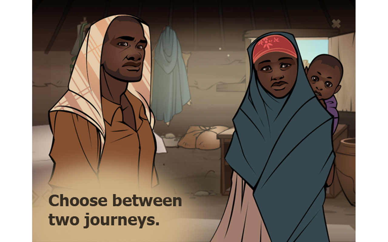 And then I was a refugee...- screenshot