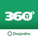 Claim 360º icon