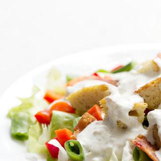 Let's Eat | Creamy Tomatillo Dressing.