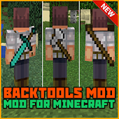 Backtools Mod for Minecraft PE