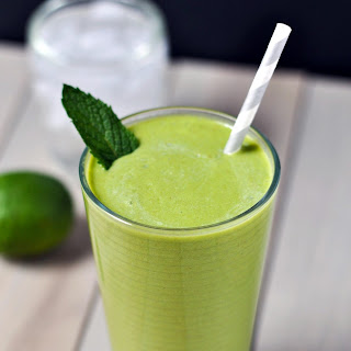 Mojito Green Smoothie (Dairy Free)