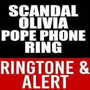 Scandal Olivia Pope Phone ring  Icon