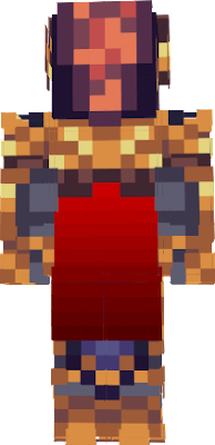 Note to other skin designers: Yharim is a TYRANT-class villan so he requires a CAPE.