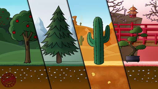 Code Triche Tap Tap Timber - Wood Tycoon APK MOD screenshots 2