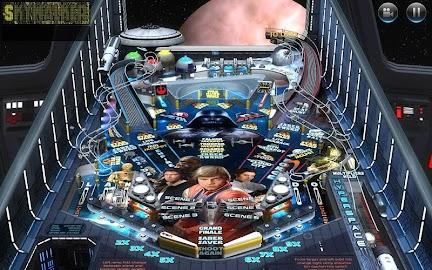 Star Wars™ Pinball 4 Screenshot 1