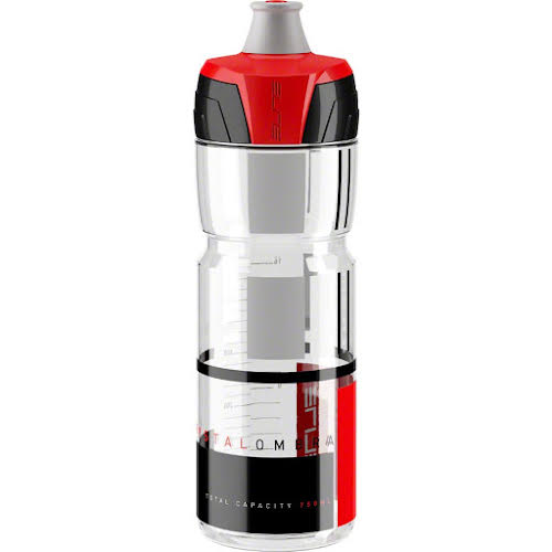 Elite SRL Crystal Ombra Clear Red Graphic 750ml