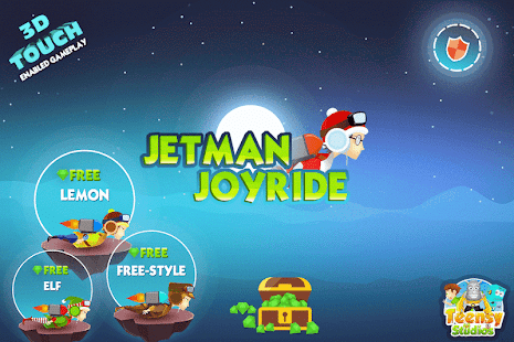 Jetman Joyride - Freestyle- screenshot thumbnail