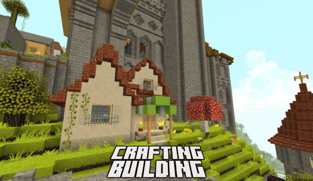 Download New Crafting And Building APK latest version game