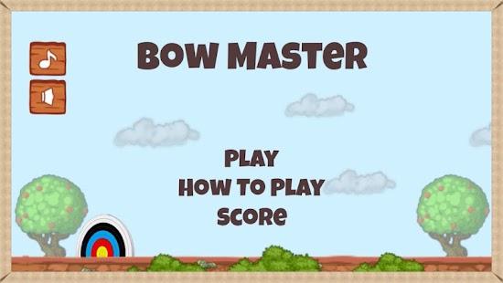 Bow Mistr - náhled