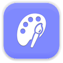 Paint & Draw Tool For Android icon