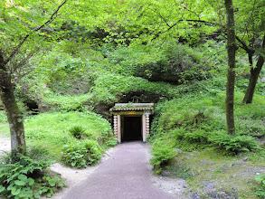 Photo: 世界遺産・石見銀山。入場時間に間に合わせるためこの入り口まで2.5kmくらい走った。