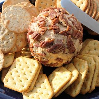 Bourbon & Bacon Cheese Ball