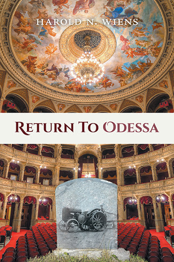 Return to Odessa cover