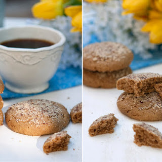 Almond Chickpea Cookies