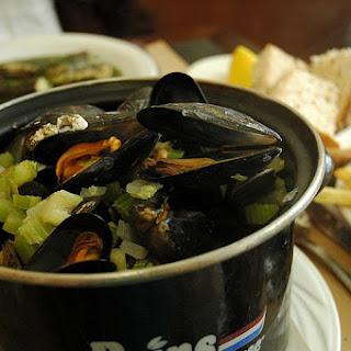 Moules MarinièRe Recipe
