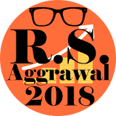 R_S_Aggrawal_2018 for All Exams