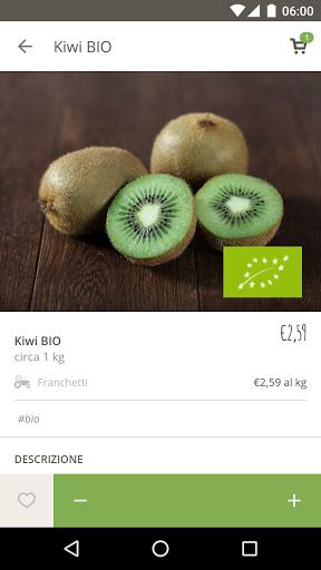 frutte e verdura