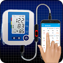 Blood Pressure Checker History icon