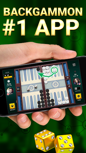 Backgammon Live – Play Free Backgammon Online #1 Screenshot