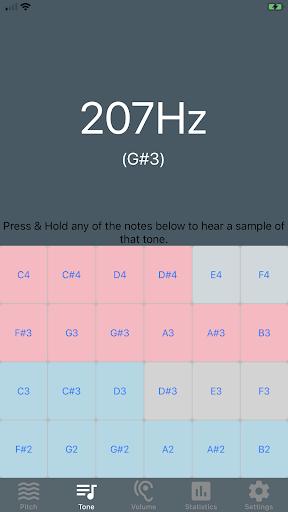 Voice Tools: Pitch, Tone, & Volume 1.00.45 screenshots 3