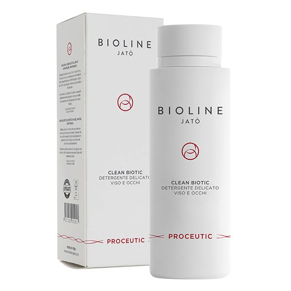 Bioline Proceutic Clean Biotic Face & Eyes Delicate Cleanser 100ml