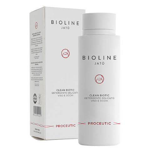 Bioline Proceutic Clean Biotic Face & Eyes Delicate Cleanser 100ml