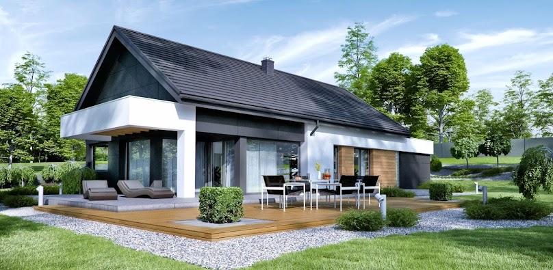 Projekt domu Koncept-44 G1