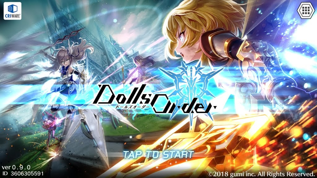 [Game Preview] Dolls Order