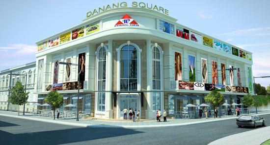 Đà Nẵng Square - trung tâm thương mại lớn tại Đà Nẵng