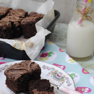 Chocolate Brownie Cake Coffee Recipes