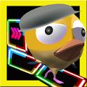 Glow Bird Runner icon