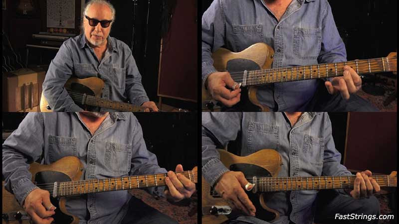 Bob Margolin - Chicago Blues Rhythm Guitar