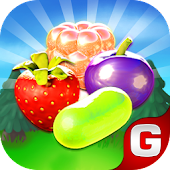 Berry Crush Match 3 – Fruit Free Game