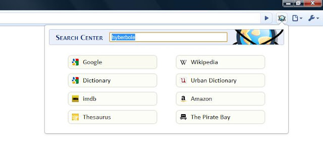 Search Center