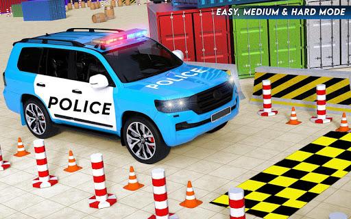 Spooky Stunt Crazy Police Parking 2020 0.1 screenshots 15