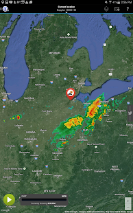 13abc Weather Radar- screenshot thumbnail