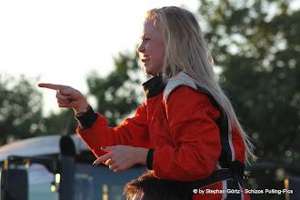 Photo: Ligt het aan de rode string????