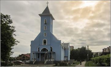 Photo: Turda - Calea Victoriei, Nr.3A - Biserica Greco-Catolica - Alei in Mr.1- Mr.2 - 2018.05.14