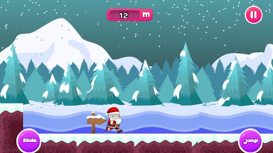 Xmas Santa Adventure - náhled