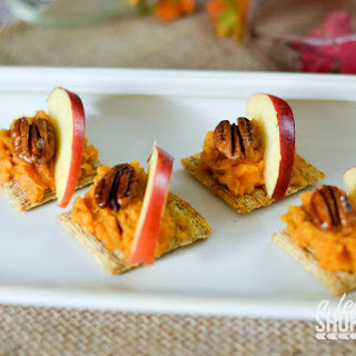 Apple & Sweet Potato Mash Topper