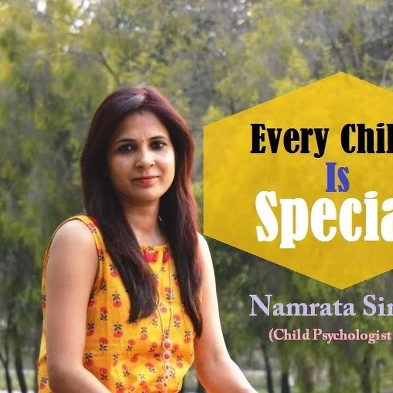 Namrata Singh - Child Psychologist / Counsellor - Best